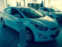 Hyundai Elantra 2014 ����� ��������� | ���� ����������: 17.04.2015