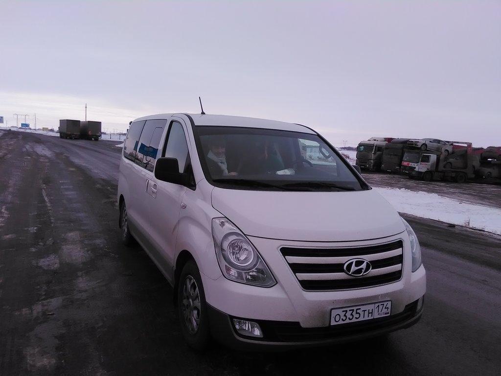 hyundai микроавтобус 2014 отзывы