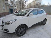 Hyundai ix35 2013 отзыв владельца | Дата публикации: 09.01.2015