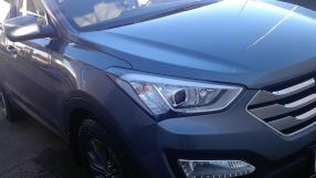 Hyundai Santa Fe 2012 отзыв владельца | Дата публикации: 06.02.2013