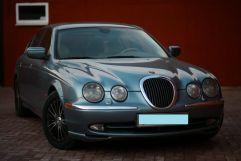 Jaguar S-type 2001 отзыв владельца   Дата публикации: 28.12.2014