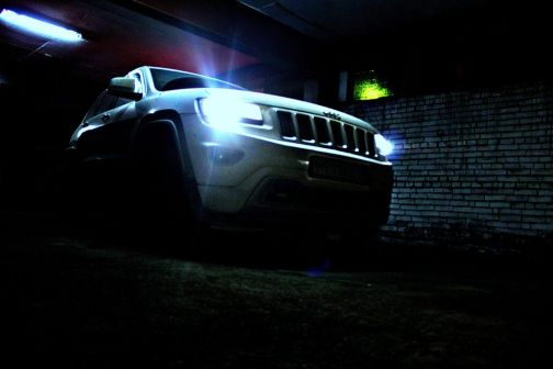 Jeep Grand Cherokee 2014 - отзыв владельца