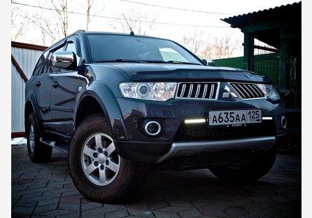 Mitsubishi pajero sport 2013 отзыв владельца