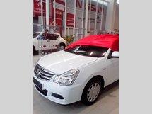 Nissan Almera 2013 ����� ��������� | ���� ����������: 03.02.2014