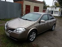 Nissan Primera 2005 ����� ���������   ���� ����������: 04.01.2015