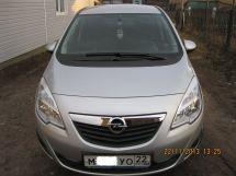 Opel Meriva 2012 отзыв владельца | Дата публикации: 07.04.2013
