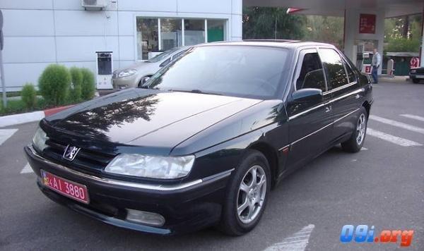 peugeot 605 , 1993 г. отзывы