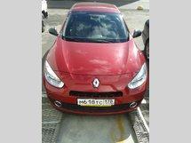 Renault Fluence 2012 ����� ���������   ���� ����������: 09.02.2015