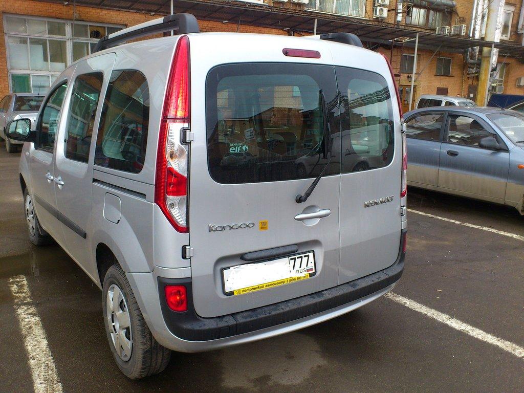 renault kangoo diesel 2014 отзывы