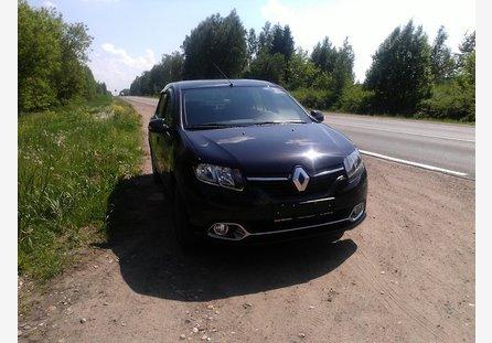Renault logan 2014 отзыв владельца