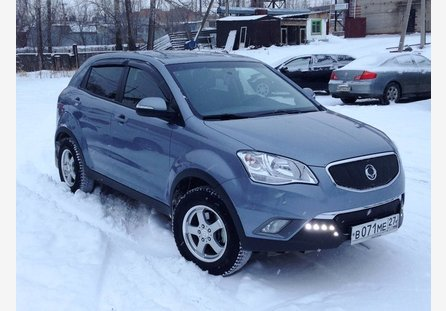 SsangYong Actyon 2012 ����� ���������