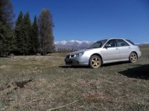 Subaru Impreza 2006 отзыв владельца | Дата публикации: 04.02.2013