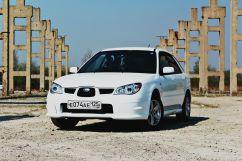 Subaru Impreza 2006 отзыв владельца | Дата публикации: 06.12.2013