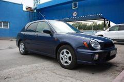 Subaru Impreza 2002 отзыв владельца | Дата публикации: 01.12.2014