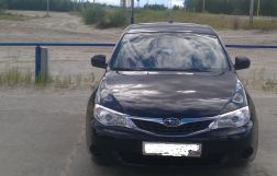 Subaru Impreza 2007 отзыв владельца | Дата публикации: 13.03.2015