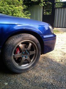 Subaru Legacy B4 2002 отзыв владельца | Дата публикации: 04.07.2014