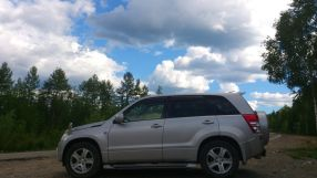 Suzuki Escudo 2006 отзыв владельца | Дата публикации: 08.07.2013