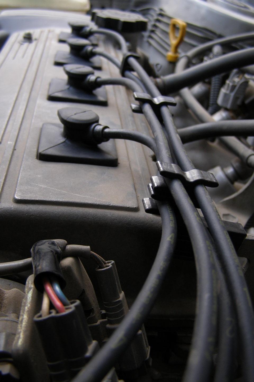 Высоковольтные провода зажигания своими руками