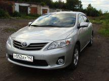 Toyota Corolla 2012 отзыв владельца | Дата публикации: 18.10.2014