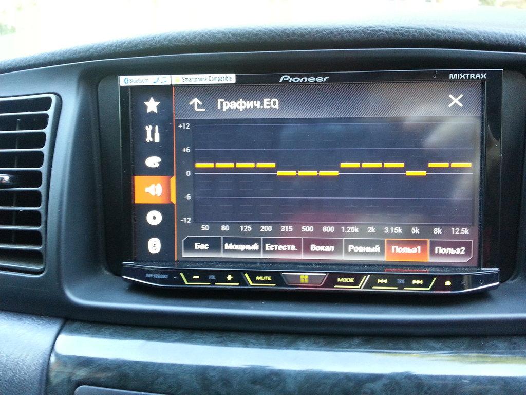 toyota rav4 2013 pioneer avh-x8600bt
