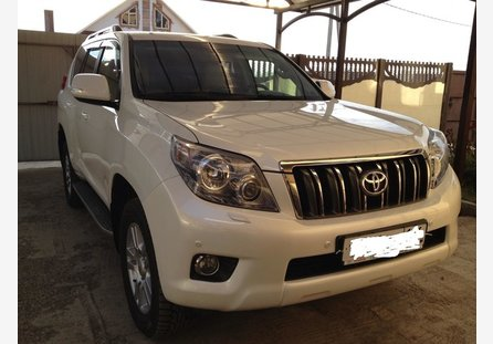 Toyota Land Cruiser Prado 2011 ����� ���������