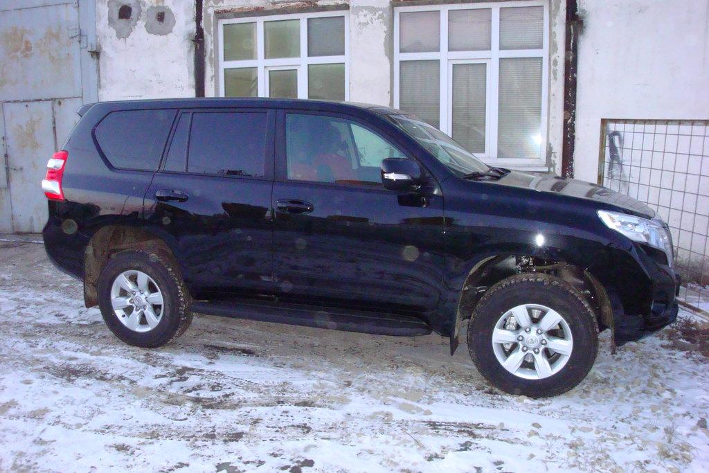 Продажа Toyota Land Cruiser Prado в Тюмени