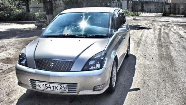 Toyota Opa 2000 - ����� ���������