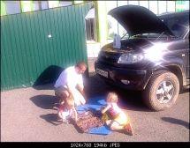 УАЗ Патриот 2007 отзыв владельца | Дата публикации: 23.06.2012