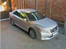 Toyota Camry 2013 ����� ��������� | ���� ����������: 04.01.2014