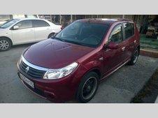 Renault Sandero 2010 ����� ���������   ���� ����������: 30.12.2014