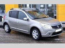 Renault Sandero 2010 ����� ���������   ���� ����������: 14.01.2015