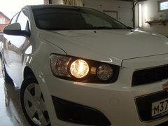 Chevrolet Aveo 2014 отзыв владельца