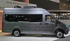 Микроавтобус «ГАЗель NEXT»
