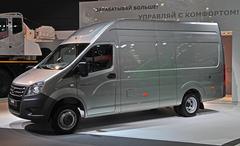 Грузовой фургон «ГАЗель NEXT»