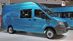 Грузопассажирский фургон-комби «ГАЗель NEXT»