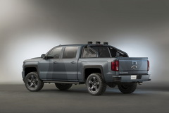 Chevrolet Silverado Special Ops