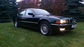 BMW 7-Series 1997 отзыв владельца | Дата публикации: 17.07.2015