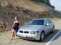 BMW 7-Series 2002 отзыв владельца | Дата публикации: 09.09.2015
