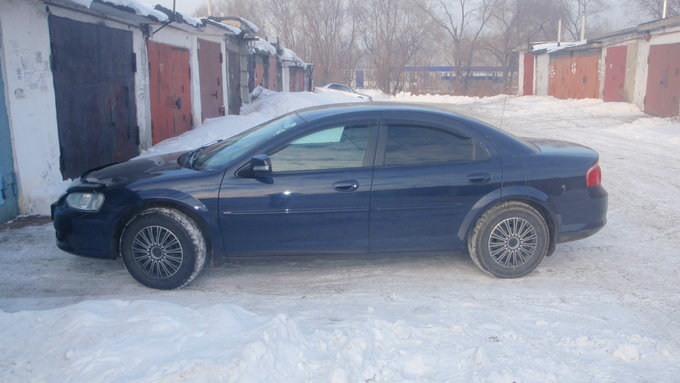 Аккум для 311 5 крайслер - Drive2 ru
