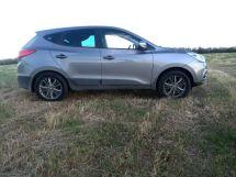 Hyundai ix35 2014 отзыв владельца | Дата публикации: 14.07.2015
