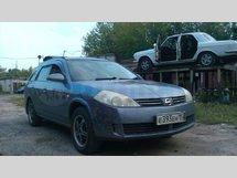 Nissan Wingroad 2002 ����� ��������� | ���� ����������: 08.09.2015