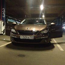Peugeot 308 2014 отзыв владельца   Дата публикации: 14.07.2015