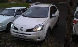 Renault Koleos 2010 отзыв владельца | Дата публикации: 20.09.2015