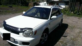 Subaru Impreza 2002 отзыв владельца | Дата публикации: 20.09.2015