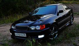 Toyota Chaser 1998 отзыв владельца | Дата публикации: 01.11.2015