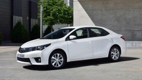 Toyota Corolla 2014 отзыв владельца | Дата публикации: 18.05.2014