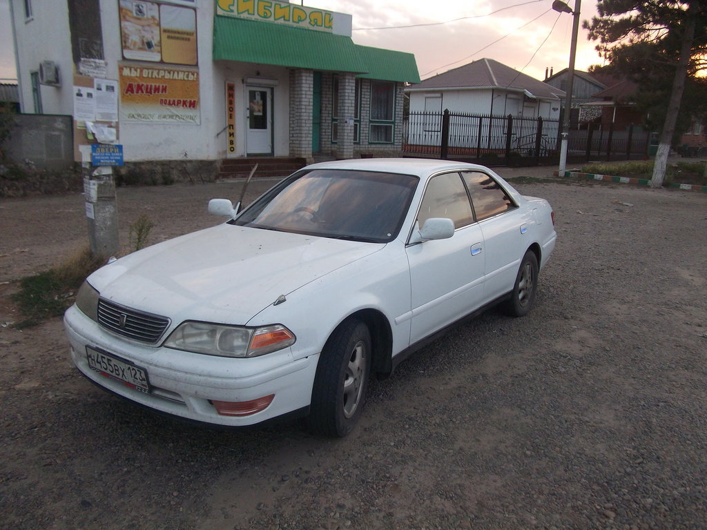 toyota mark 2 100 купить