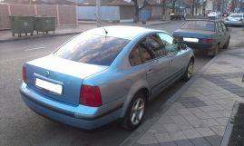 Volkswagen Passat 1997 отзыв владельца | Дата публикации: 25.09.2015