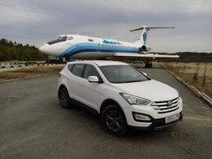 Hyundai Santa Fe 2014 ����� ���������