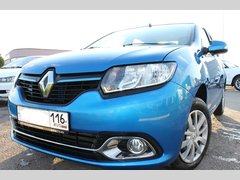 Renault Logan 2015 отзыв владельца